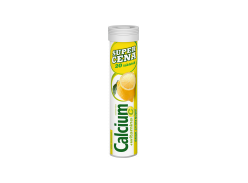 Calcium + Vitamin C lemon