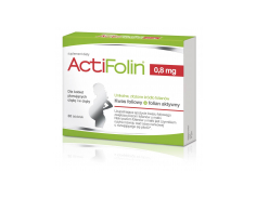 Actifolin 0,8 mg