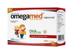 Omegamed Immunity 3+ syrup in sachet
