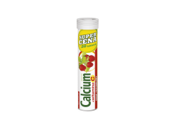 Calcium + Vitamin C wild strawberry