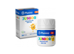 Plusssz Junior Witamina D3